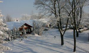 Ökotúra Vendégház télen